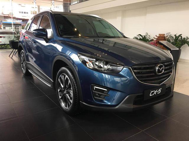 Những mẫu xe giảm giá mạnh nhất năm 2017 - 4