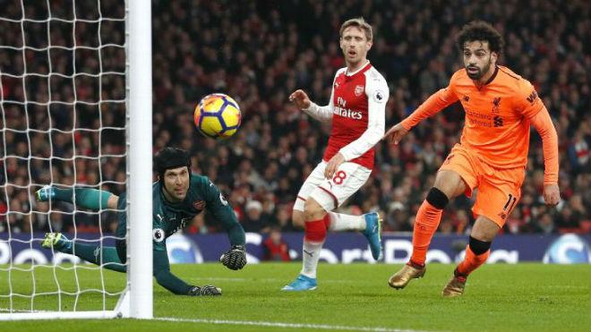 """Arsenal hòa """"điên rồ"""" Liverpool: Wenger lộ thần chú, Klopp hậm hực 1"""