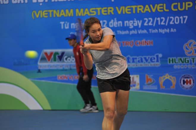 Phạm Minh Tuấn, Tiffany Linh Nguyễn vô địch giải Cây vợt xuất sắc 2017 1