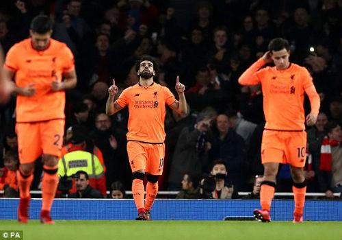 Chi tiết Arsenal - Liverpool: Tấn công đến phút cuối cùng (KT) 25