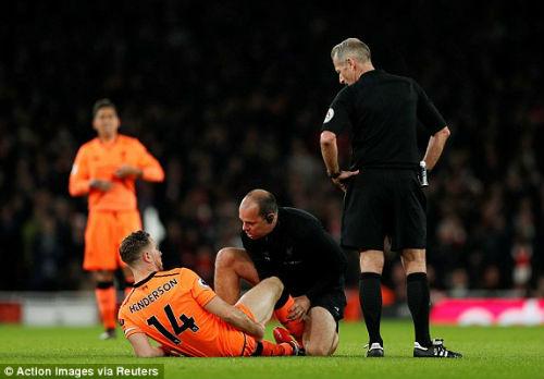 Chi tiết Arsenal - Liverpool: Tấn công đến phút cuối cùng (KT) 21
