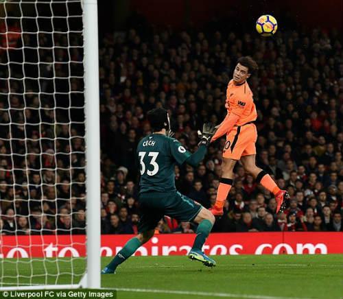 Chi tiết Arsenal - Liverpool: Tấn công đến phút cuối cùng (KT) 22