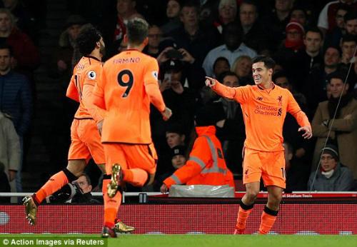 Chi tiết Arsenal - Liverpool: Tấn công đến phút cuối cùng (KT) 23
