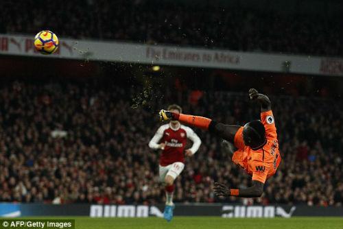 Chi tiết Arsenal - Liverpool: Tấn công đến phút cuối cùng (KT) 24