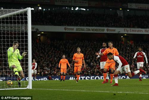Chi tiết Arsenal - Liverpool: Tấn công đến phút cuối cùng (KT) 26
