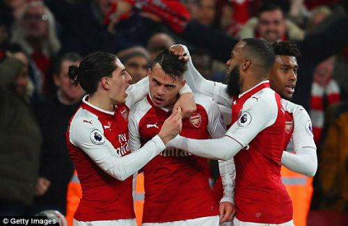 Chi tiết Arsenal - Liverpool: Tấn công đến phút cuối cùng (KT) 27