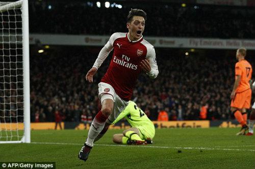 Chi tiết Arsenal - Liverpool: Tấn công đến phút cuối cùng (KT) 28