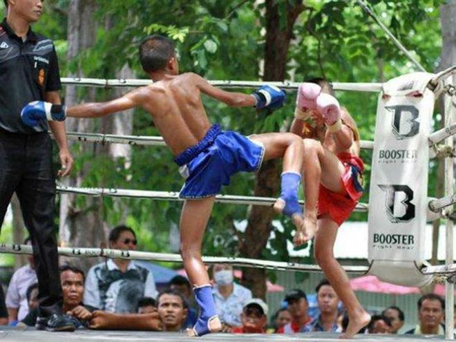 Đông Nam Á đang 'sốt' với mưa tiền từ sàn đấu bạo lực 1