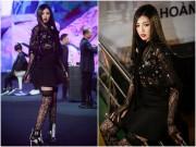 """Thời trang - Khó nhận ra """"bạn gái Noo Phước Thịnh"""" với trang phục đứng tuổi"""