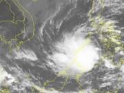 """Tin tức trong ngày - Bão Tembin có thể mạnh hơn bão Linda, đổ bộ vào Nam Bộ với """"cấp thảm họa"""""""