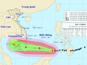 """Tin tức trong ngày - Nam Bộ cuống cuồng ứng phó với bão Tembin """"cấp thảm họa"""""""