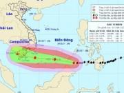 """Tin tức trong ngày - Ứng phó bão Tembin """"cấp thảm họa"""", TP.HCM có thể phải di dời 5.000 dân"""