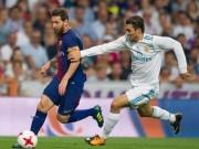 """Bóng đá - Siêu nhân Messi: Bị một kèm một vẫn """"cày nát"""" Real, lập kỷ lục khủng"""