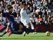 Bóng đá - Khốn khổ Ronaldo: Gồng mình gánh đội, Real thua thảm Barca