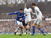 """Bóng đá - Everton - Chelsea: """"Sư tử"""" kiệt sức, """"xe buýt"""" hảo hạng"""