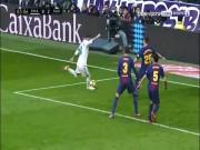 Bóng đá - Chi tiết Real Madrid - Barcelona: Vidal chốt hạ (KT)
