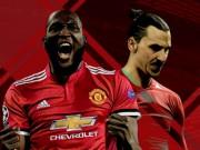 """Bóng đá - MU có biến lớn: Lukaku """"bật"""" Ibrahimovic, tố Mourinho thiên vị"""