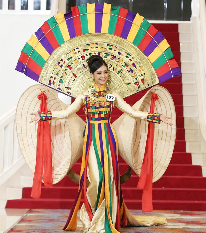 Lý do nữ sinh nhảy bốc lửa gây chú ý lớn ở Hoa hậu Hoàn vũ Việt Nam - 6