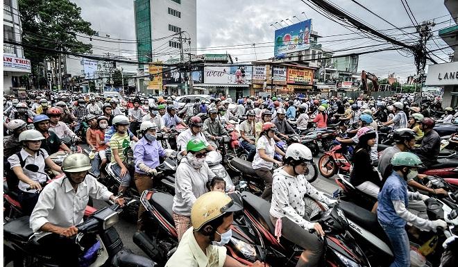 VN là hình mẫu về đội mũ bảo hiểm cho nhiều nước trên thế giới