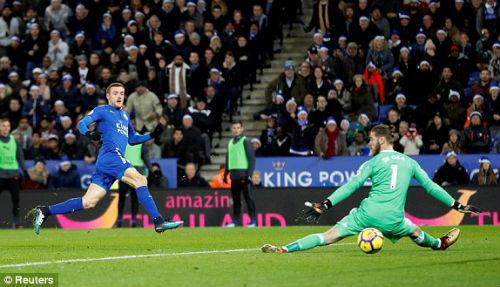 Chi tiết Leicester - MU: Món quà phút bù giờ (KT) 19