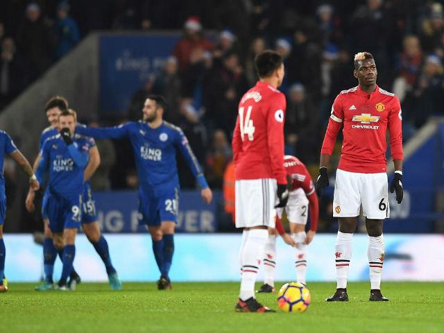 """MU đua Man City: Mourinho nổi điên, mắng học trò """"vụng dại"""" 4"""