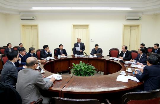 Thủ tướng làm việc với Tổ tư vấn, chuyên gia đề nghị quản lý tiền ảo Bitcoin - 2