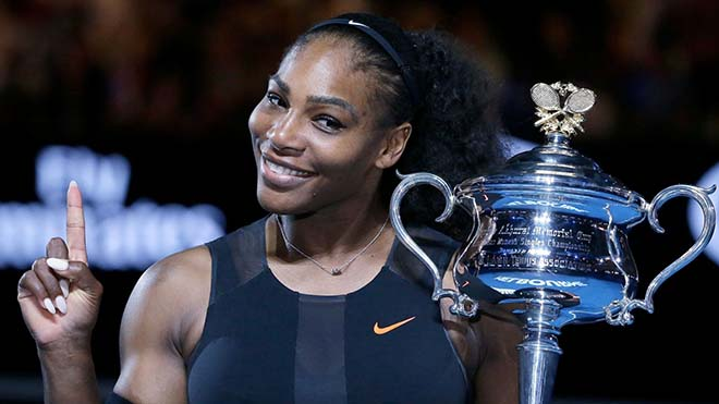 Tin HOT thể thao 24/12: Serena chưa tái xuất đã thu bộn tiền 1