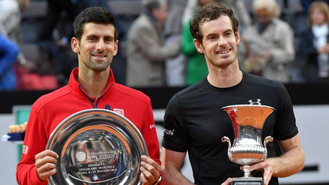 Tin thể thao HOT 25/12: Djokovic và Murray không nên dự Australia Open