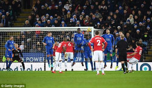 Chi tiết Leicester - MU: Món quà phút bù giờ (KT) 21