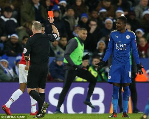 Chi tiết Leicester - MU: Món quà phút bù giờ (KT) 22