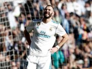 """Bóng đá - Real """"nổ bom tấn"""" hậu Kinh điển: Bán Benzema, mua tiền đạo 17 bàn/18 trận"""