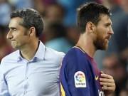 """Bóng đá - Messi - HLV Valverde hạ Real: """"Đám cưới"""" hoàn hảo của hai thiên tài"""