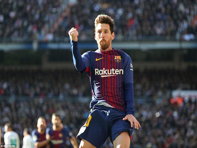 Messi quá hay, vì sao vẫn chưa được CĐV Real vỗ tay như Rô vẩu 4