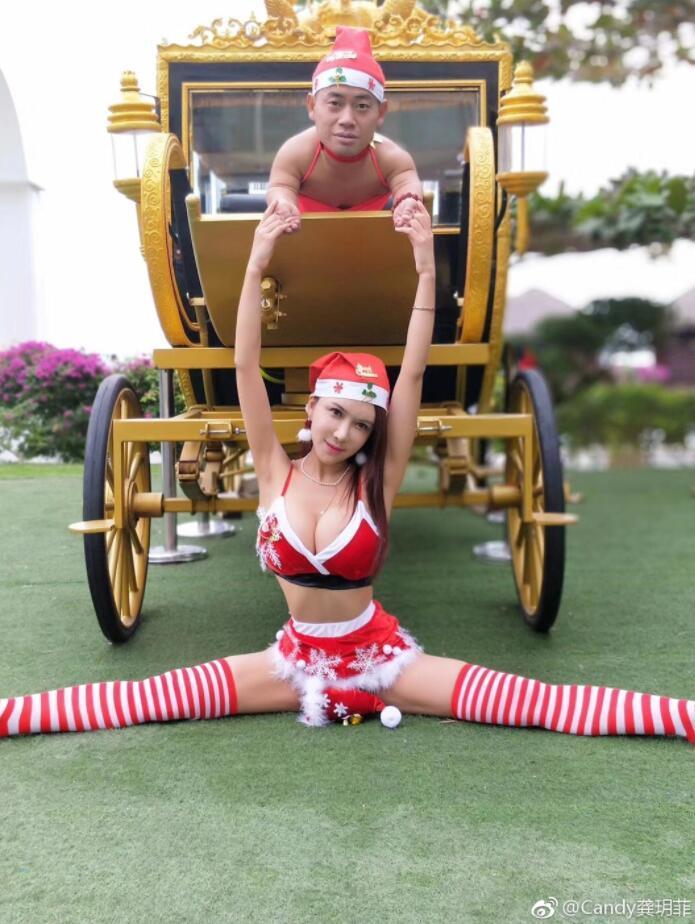 """""""Phan Kim Liên"""" khoe bạn trai cao 1 mét - 2"""