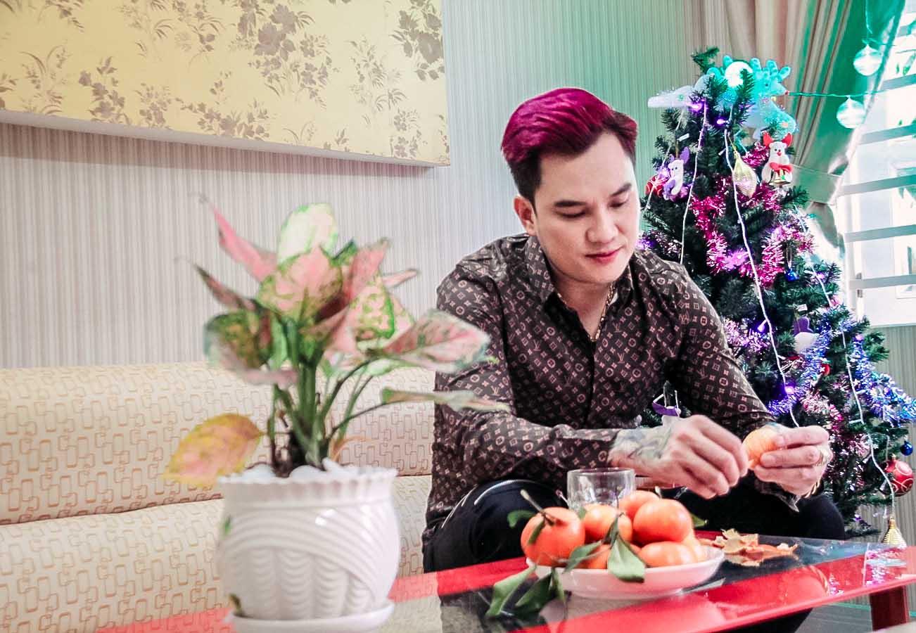 Cuộc sống cô độc của Lâm Chấn Huy ở tuổi 36 trong căn nhà 5 tỷ đồng - 2