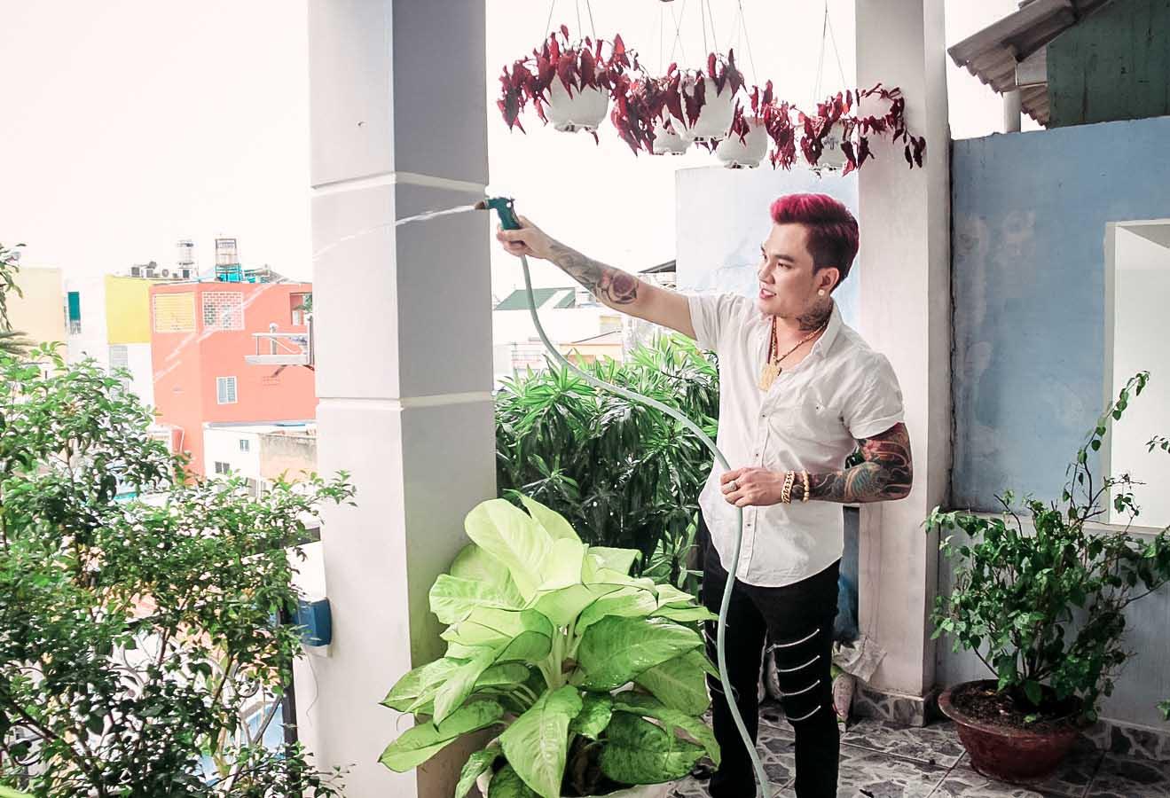 Cuộc sống cô độc của Lâm Chấn Huy ở tuổi 36 trong căn nhà 5 tỷ đồng - 11