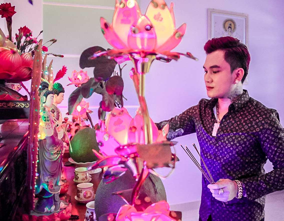 Cuộc sống cô độc của Lâm Chấn Huy ở tuổi 36 trong căn nhà 5 tỷ đồng - 10