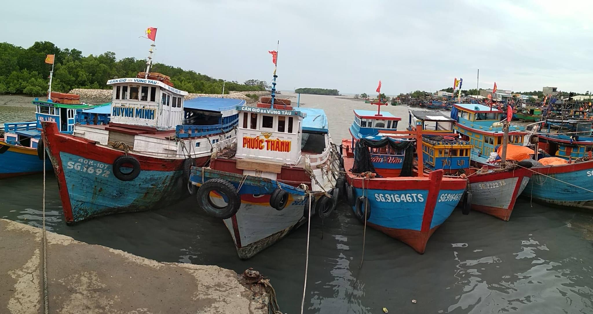 Toàn cảnh bão Tembin đe doạ Nam Bộ ngày 25/12 - 23