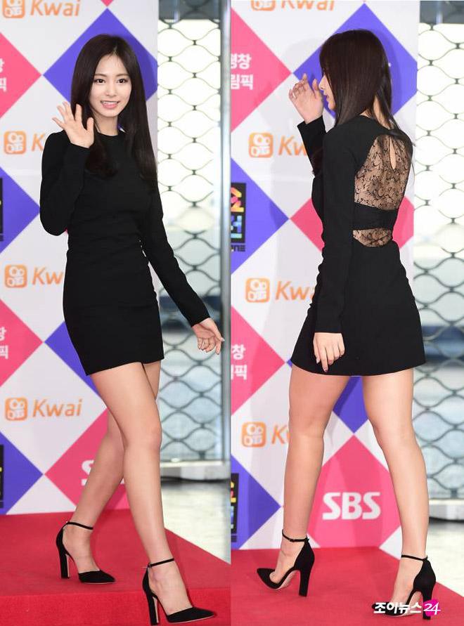 Sao Hàn đeo ruy băng màu đen trên thảm đỏ tưởng nhớ Jong Hyun - 10
