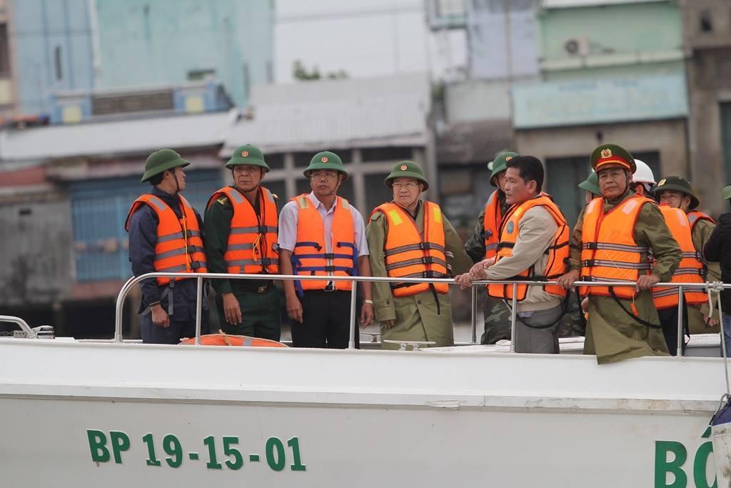 Toàn cảnh bão Tembin đe doạ Nam Bộ ngày 25/12 - 33