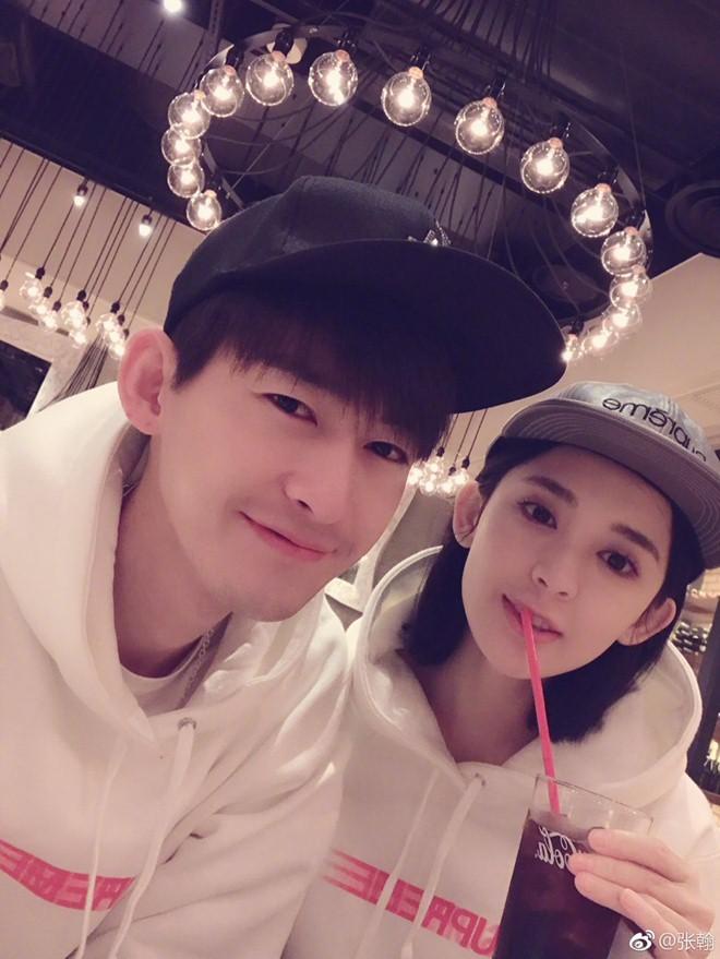 Trương Hàn và Cổ Lực Na Trát tuyên bố chia tay, tình cũ bị