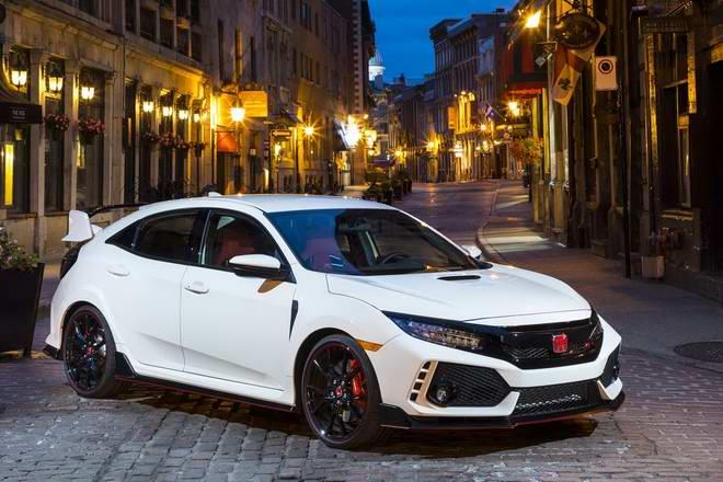 Honda Civic Type R 2017: Hatchback tốt nhất hiện nay - 2