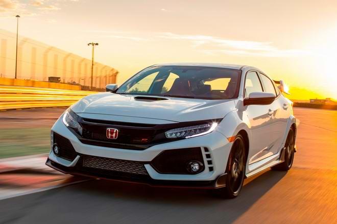 Honda Civic Type R 2017: Hatchback tốt nhất hiện nay - 1