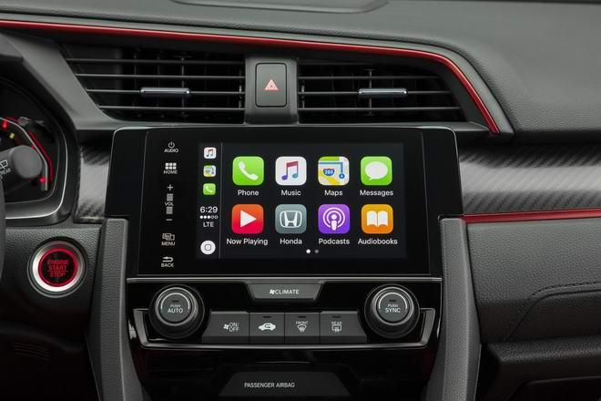 Honda Civic Type R 2017: Hatchback tốt nhất hiện nay - 12