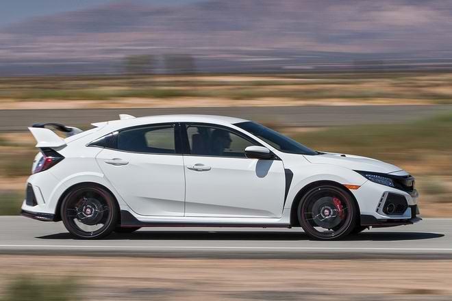 Honda Civic Type R 2017: Hatchback tốt nhất hiện nay - 3