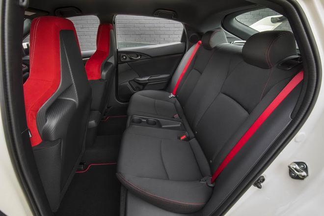 Honda Civic Type R 2017: Hatchback tốt nhất hiện nay - 10