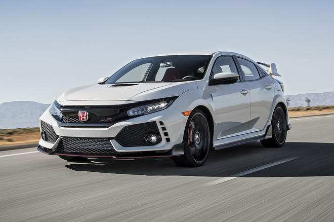 Honda Civic Type R 2017: Hatchback tốt nhất hiện nay - 5