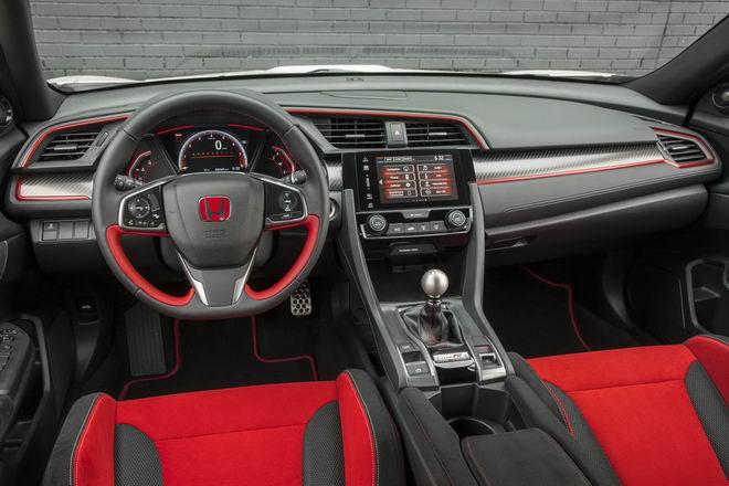 Honda Civic Type R 2017: Hatchback tốt nhất hiện nay - 8
