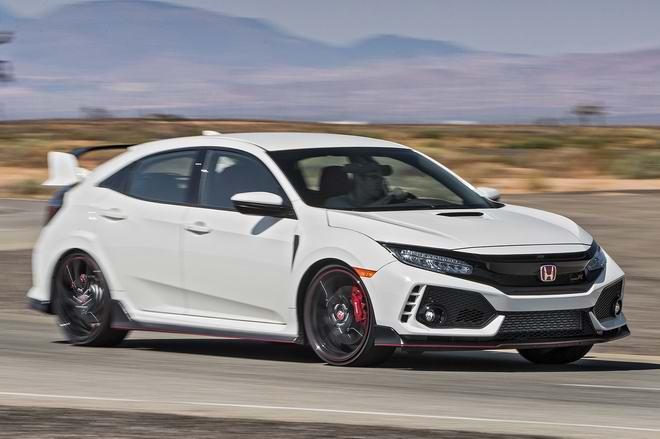 Honda Civic Type R 2017: Hatchback tốt nhất hiện nay - 13