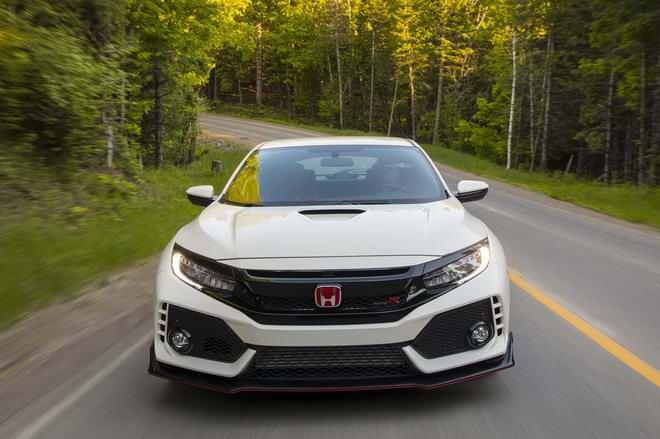 Honda Civic Type R 2017: Hatchback tốt nhất hiện nay - 14